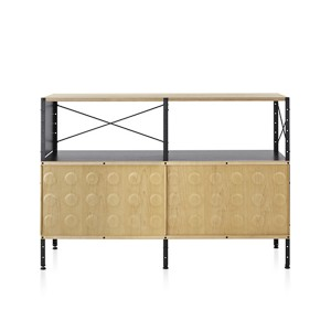 Eames Storage Unit, 2*2 with doors