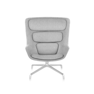 Striad Lounge Chair, High back
