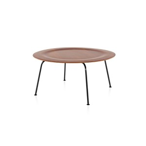 Eames Molded Plywood Coffee Table, Metal