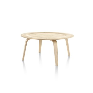 Eames Molded Plywood Coffee Table, Wood