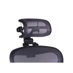 Mesh Headrest Graphite